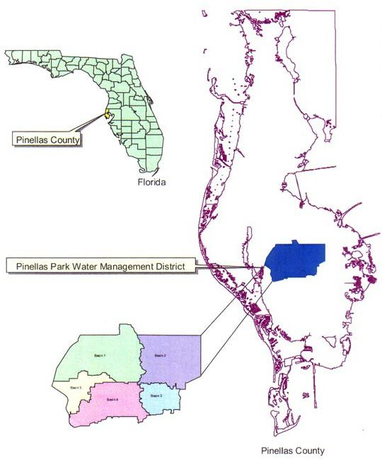 Pinellas Park Water Management District